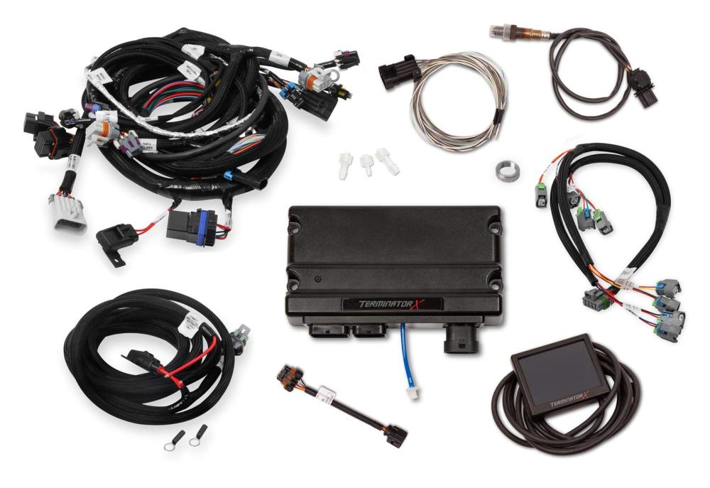 medium resolution of holley terminator x engine management systems 550 905 free shipping on orders over 99 at summit racing