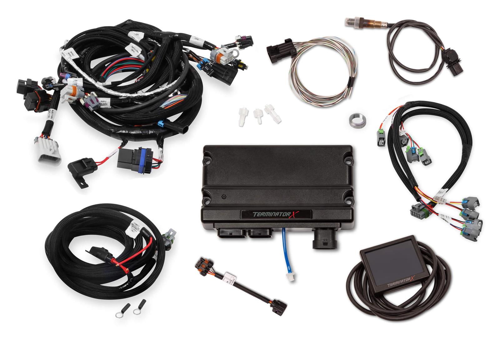 hight resolution of holley terminator x engine management systems 550 905 free shipping on orders over 99 at summit racing