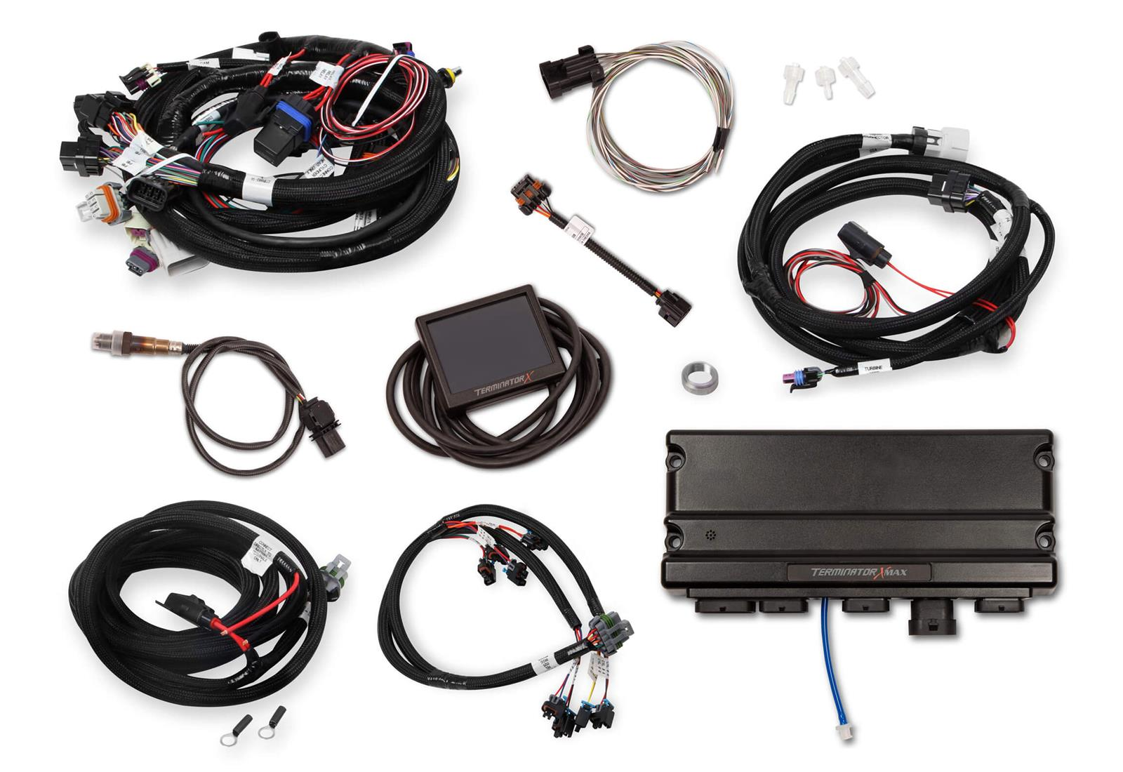 hight resolution of holley terminator x max engine management systems 550 917 free shipping on orders over 99 at summit racing