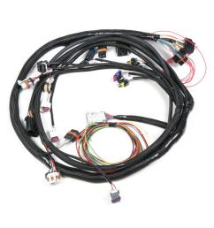 holley efi systems wiring harnesses 558 103 free shipping on orders over 99 at summit racing [ 1150 x 1150 Pixel ]