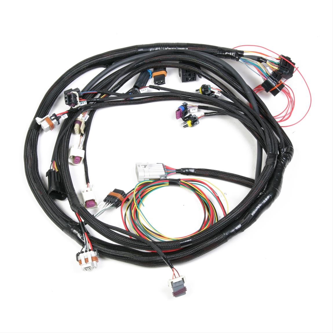hight resolution of holley efi systems wiring harnesses 558 103 free shipping on orders over 99 at summit racing