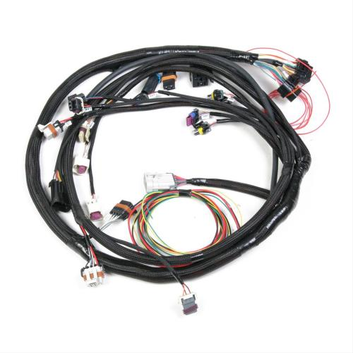 small resolution of holley efi systems wiring harnesses 558 103 free shipping on orders over 99 at summit racing