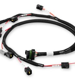 holley ford modular ignition coil harnesses 558 314 free shipping on orders over 99 at summit racing [ 1600 x 1213 Pixel ]