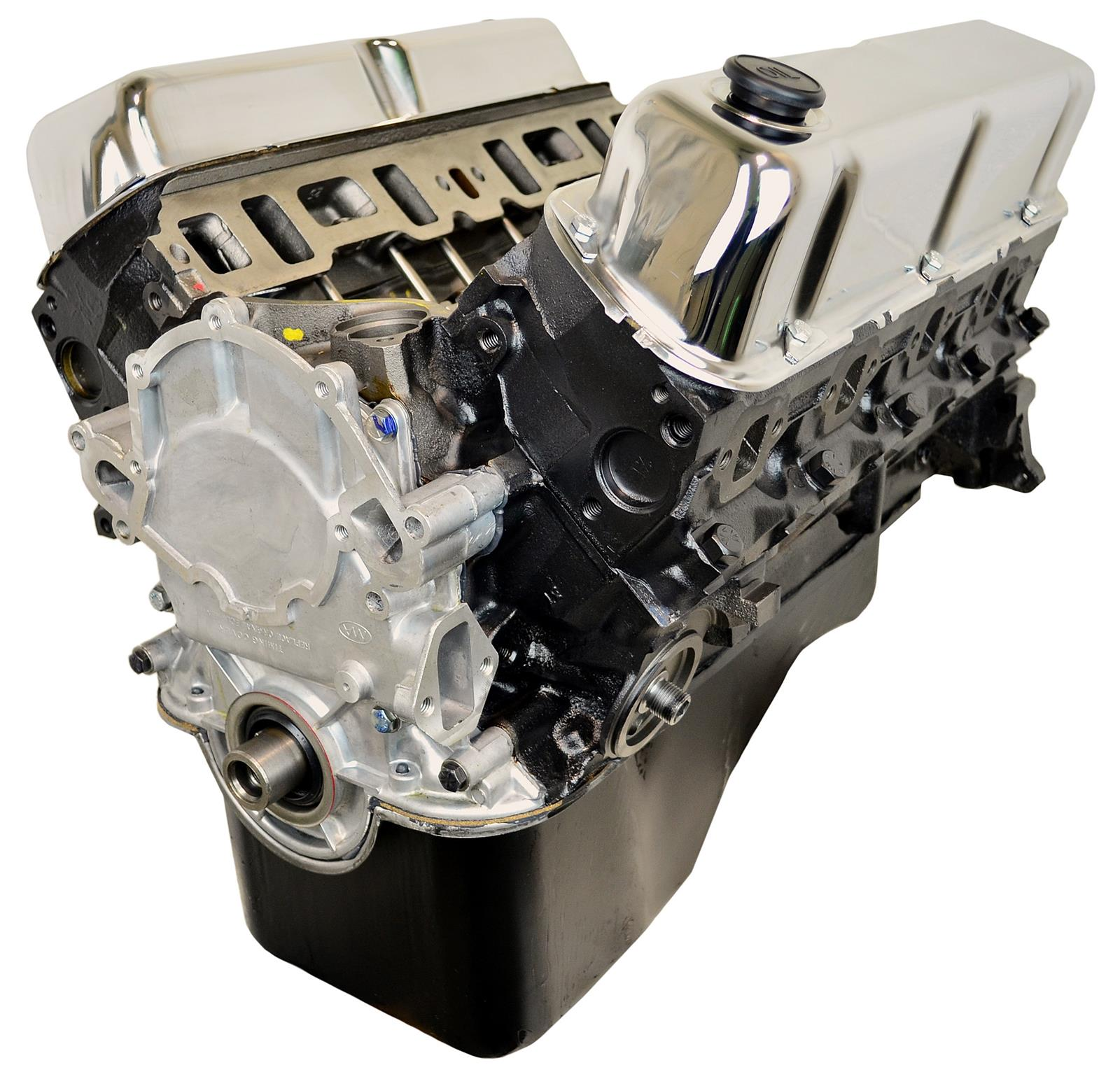 hight resolution of atk high performance ford 351w 300 hp stage 1 long block crate engines hp09 free shipping on orders over 99 at summit racing