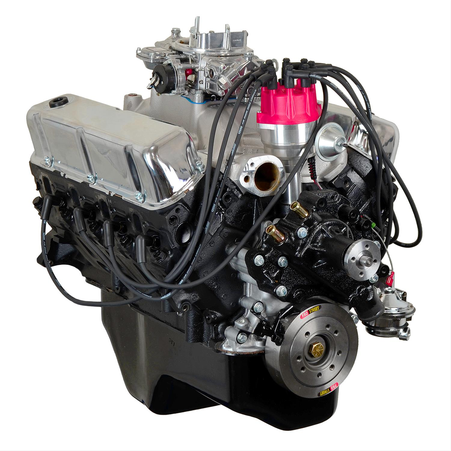 hight resolution of atk high performance ford 351w 300 hp stage 3 long block crate engines hp09c free shipping on orders over 99 at summit racing