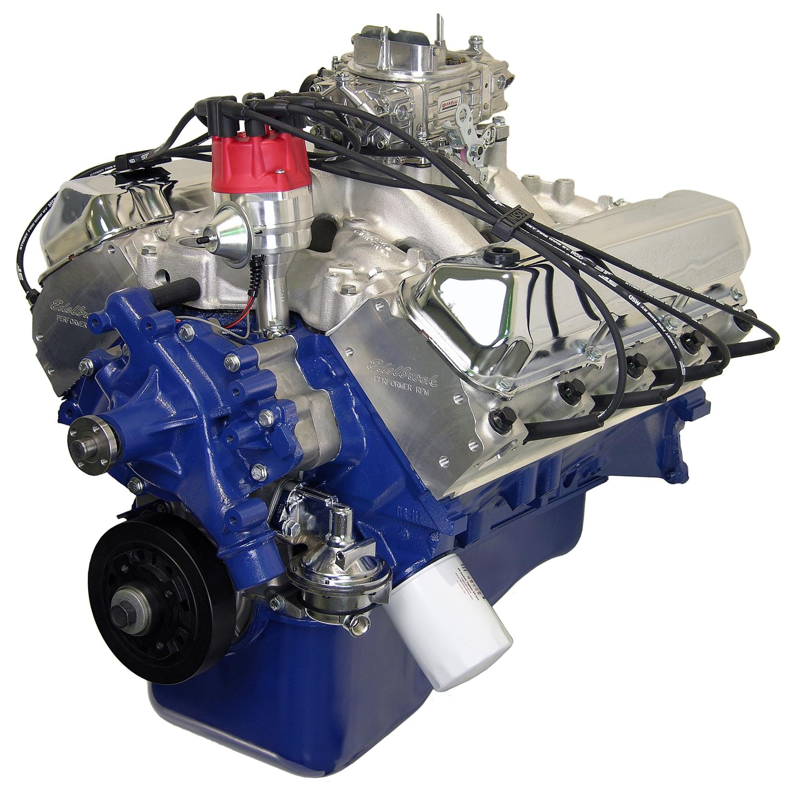 Fl Wiring Diagram Blower Atk High Performance Ford 502 545hp Crate Engines Hp19m