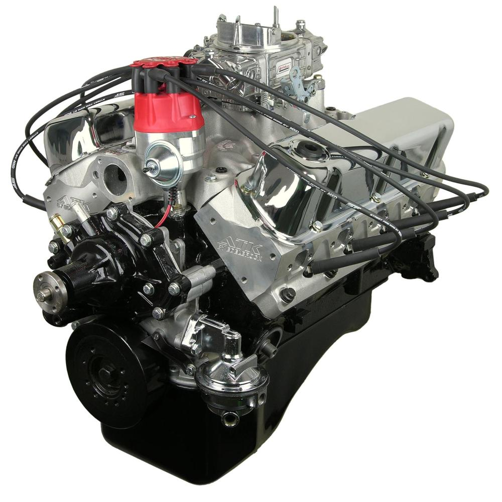medium resolution of atk high performance ford 331 stroker 381 hp stage 3 long block crate engines hp14c free shipping on orders over 99 at summit racing