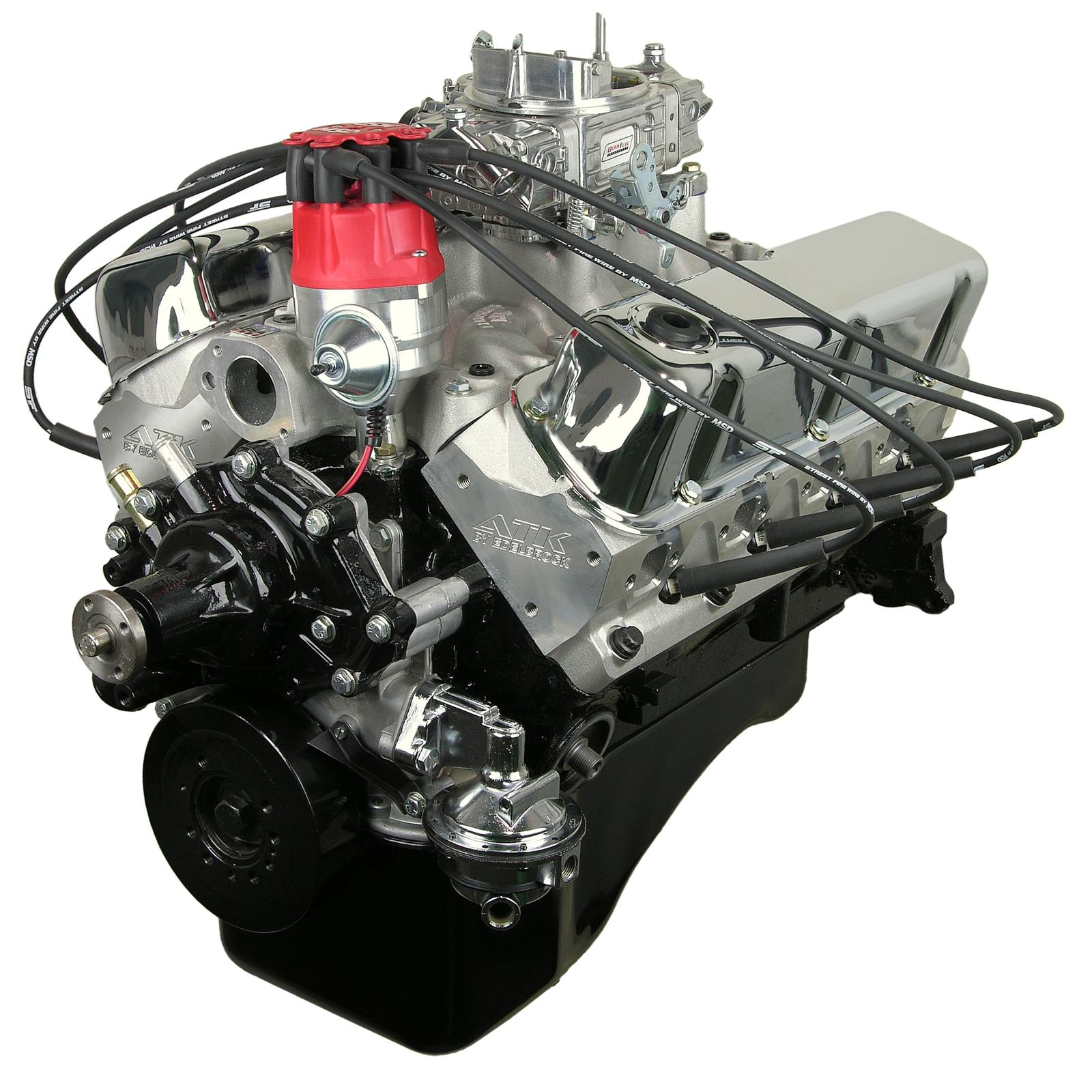 hight resolution of atk high performance ford 331 stroker 381 hp stage 3 long block crate engines hp14c free shipping on orders over 99 at summit racing