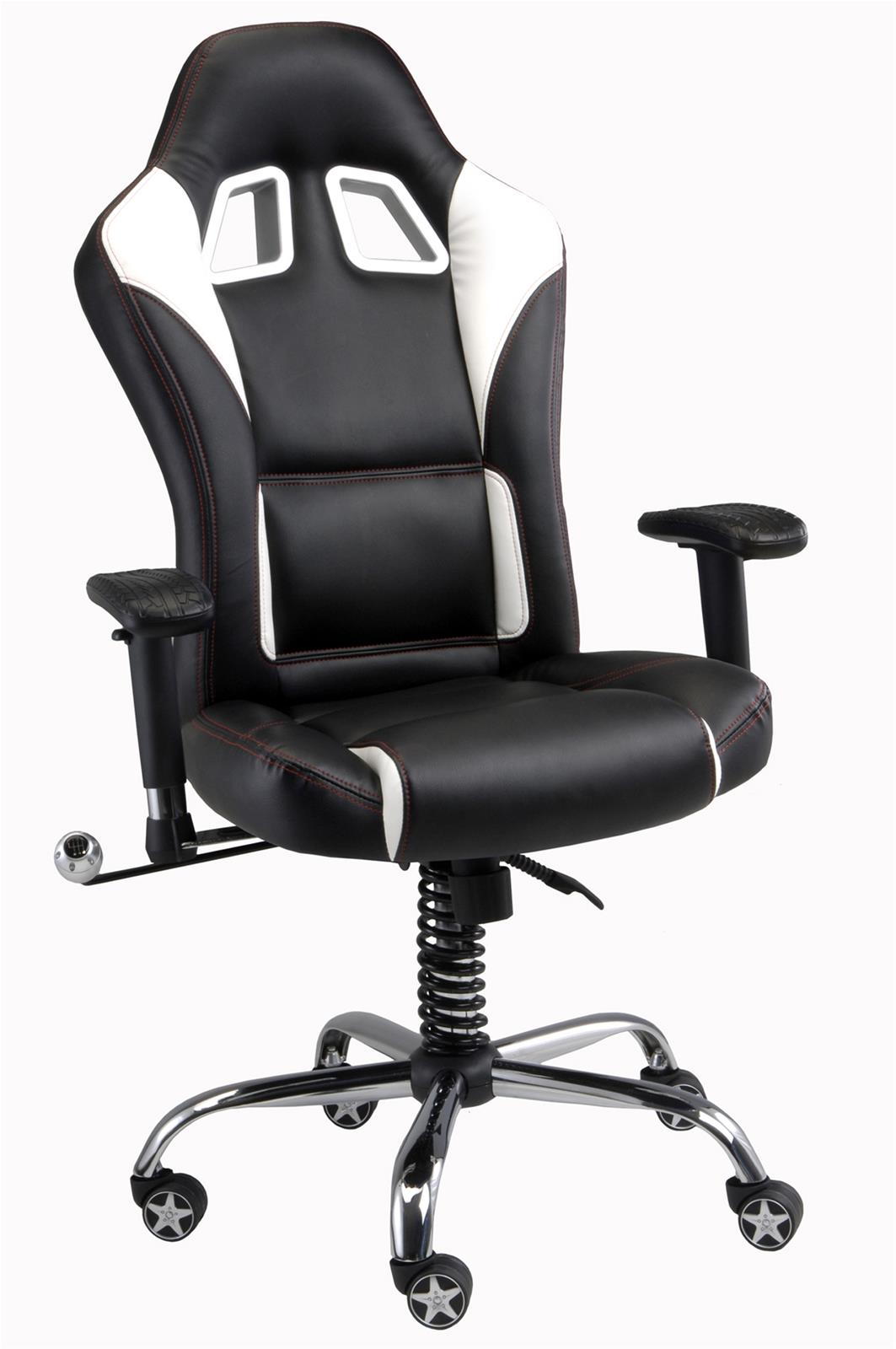 x racer chair eames aluminum management replica pitstop se office more colors available free