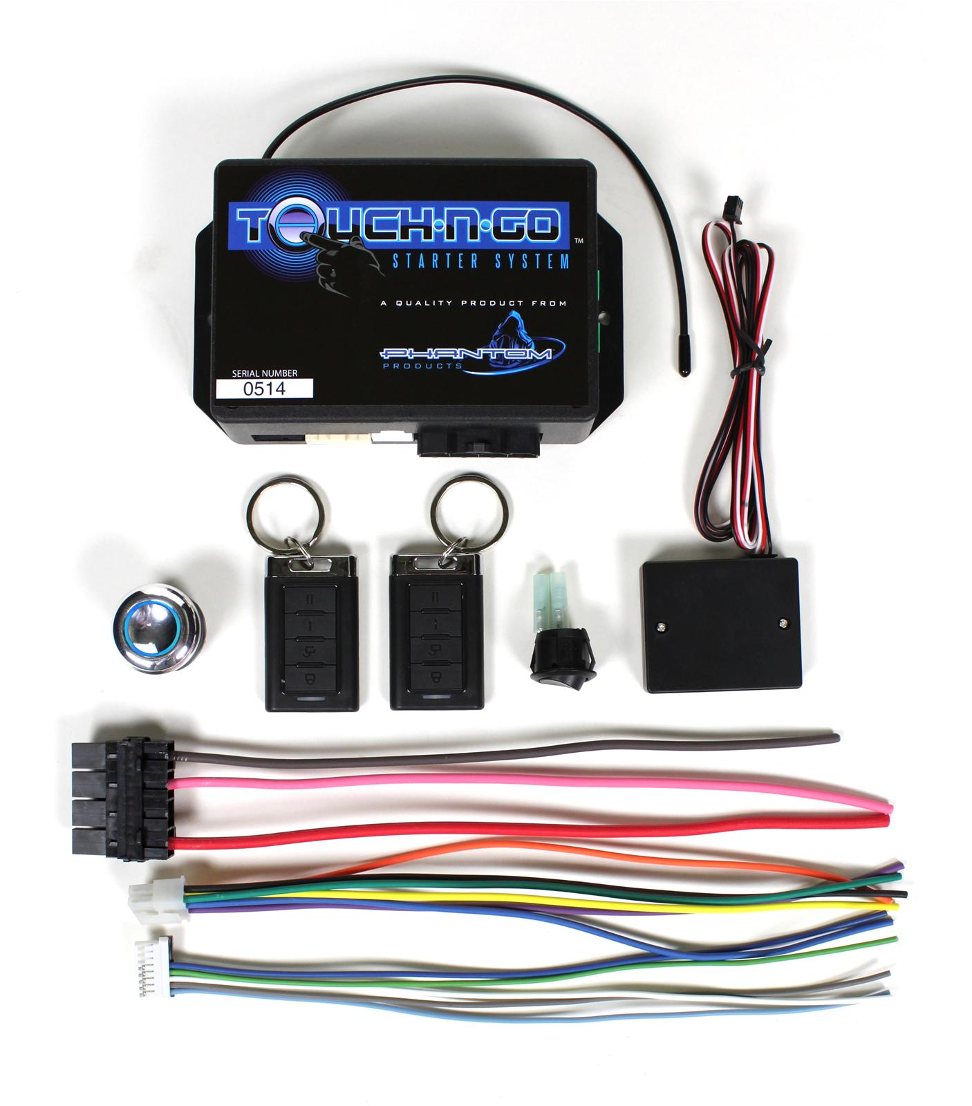 hight resolution of ididit touch n go keyless ignition systems 2600670100 free shipping on orders over 99 at summit racing