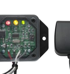intellitronix gps speedometer senders s9020 free shipping on orders over 99 at summit racing [ 1600 x 1067 Pixel ]