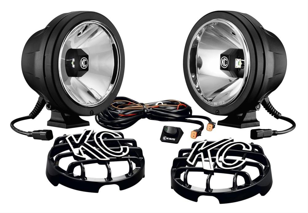 medium resolution of kc hilites pro sport gravity led driving lights 643 free shipping on orders over 99 at summit racing