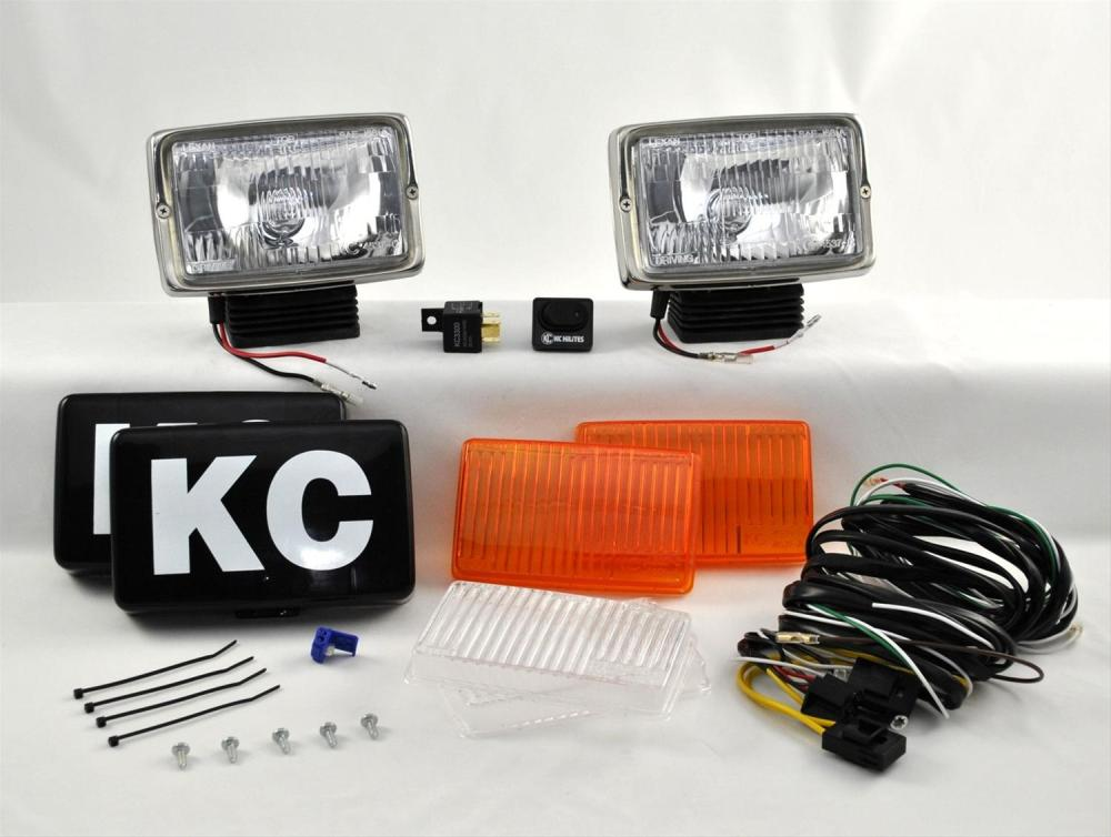 medium resolution of kc hilite wiring harnes