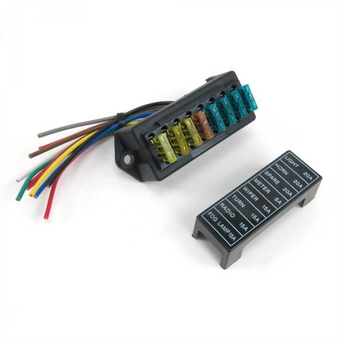 small resolution of keep it clean fuse blocks kickfb1 free shipping on orders over 99 at summit racing