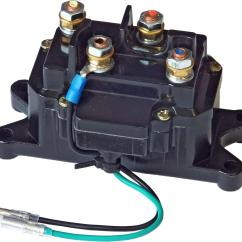 Winch Contactor Wiring Diagram Residential Electrical Diagrams Pdf Kfi Products Replacement Blocks Atv Cont Free