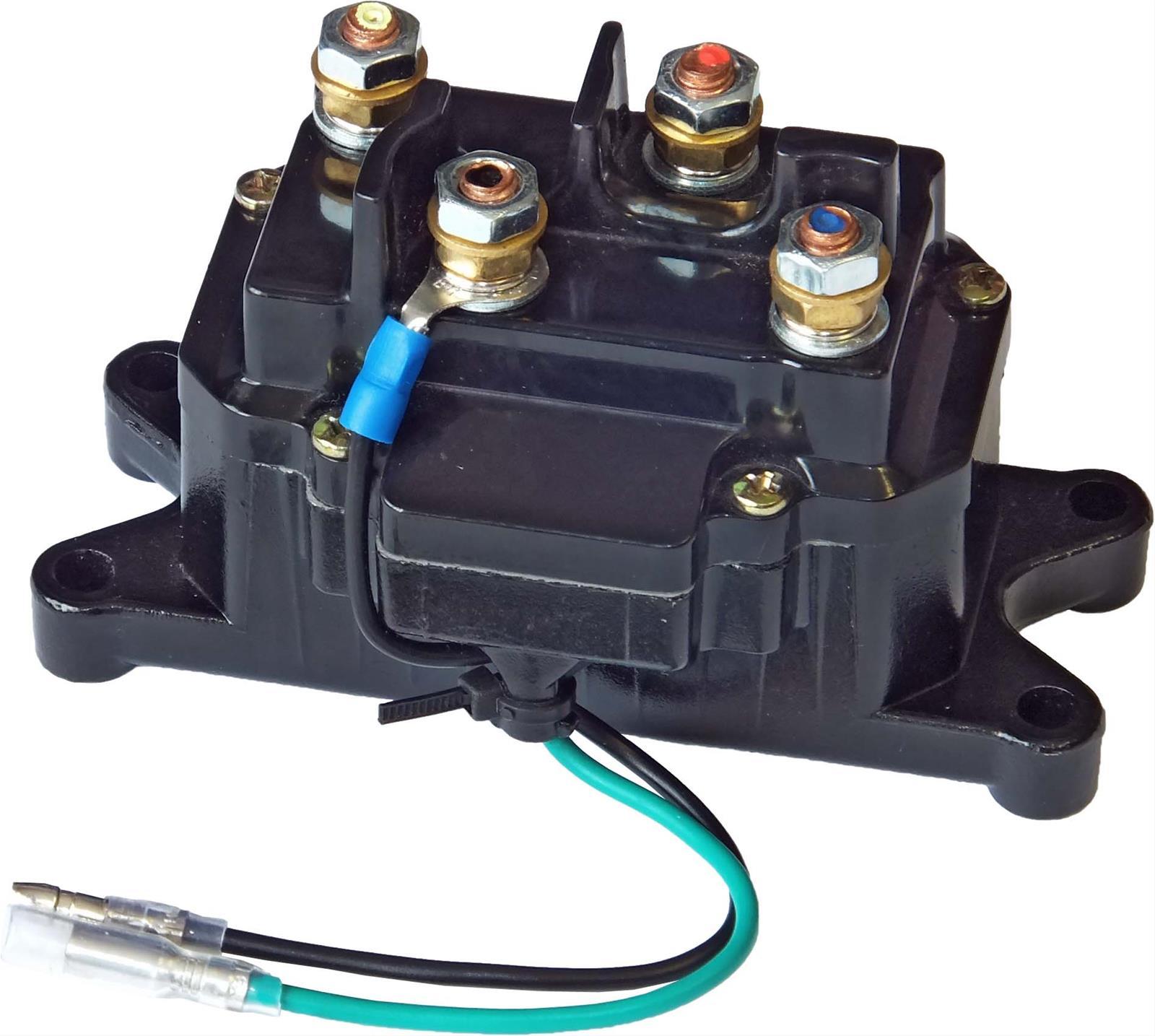 warn a2000 upgrade wiring diagram hino radio kfi products replacement contactor blocks atv cont free