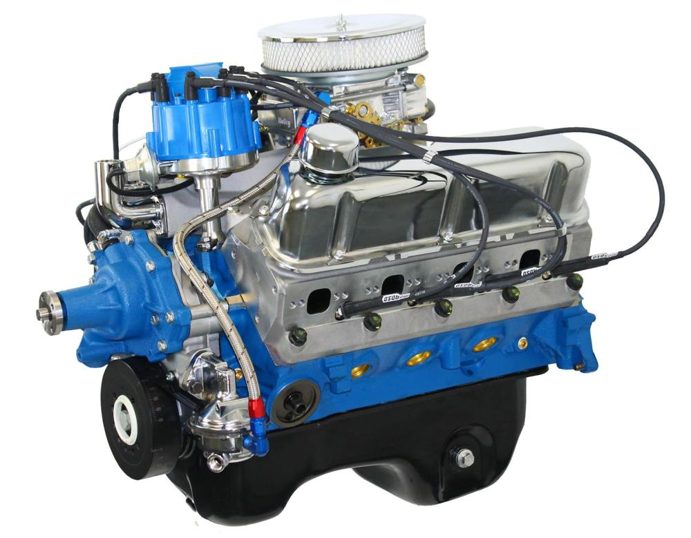 medium resolution of blueprint engines ford 306 c i d drop in ready long block crate engines bp3060ctcd free shipping on orders over 99 at summit racing