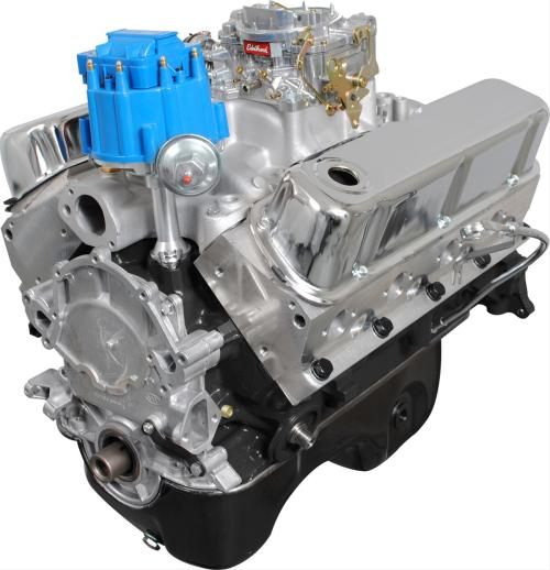 small resolution of blueprint engines ford 331 stroker 375 hp value power carbureted long block crate engines bp3315ctc free shipping on orders over 99 at summit racing