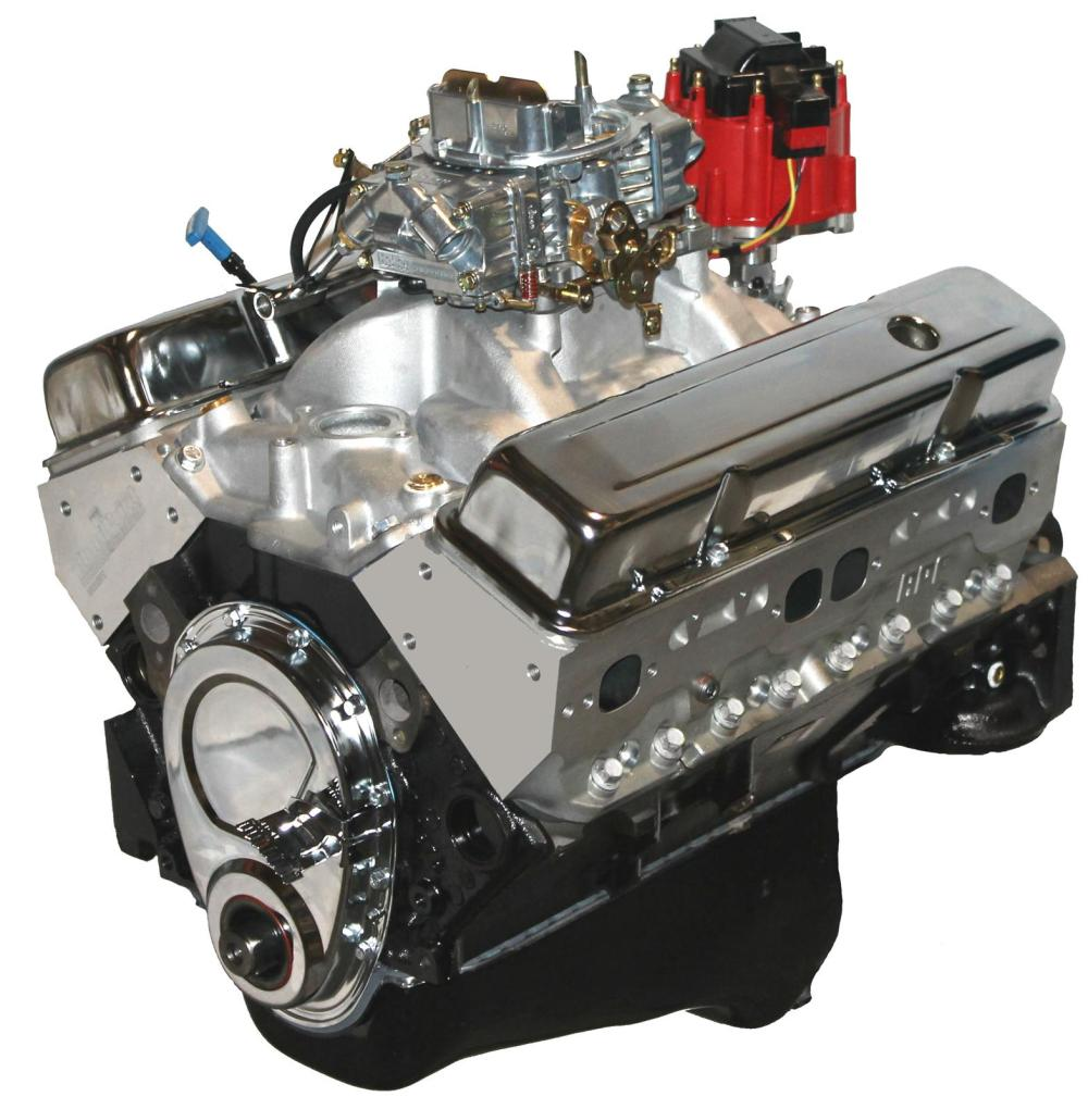 medium resolution of blueprint engines gm 383 c i d 430 hp stroker base dressed long blocks w aluminum heads bp38313ctc1 free shipping on orders over 99 at summit racing