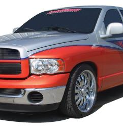 2005 dodge ram 1500 mcgaughy s suspension lowering kits 94006 free shipping on orders over 99 at summit racing [ 1600 x 897 Pixel ]