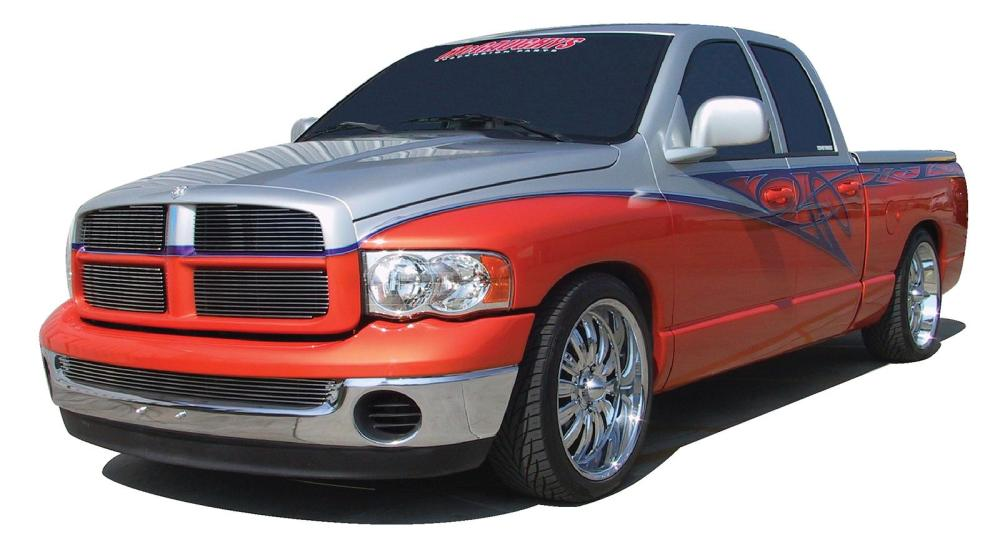 medium resolution of 2005 dodge ram 1500 mcgaughy s suspension lowering kits 94006 free shipping on orders over 99 at summit racing
