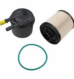 motorcraft fuel filters bc3z9n184b free shipping on orders over 99 at summit racing [ 1600 x 1600 Pixel ]