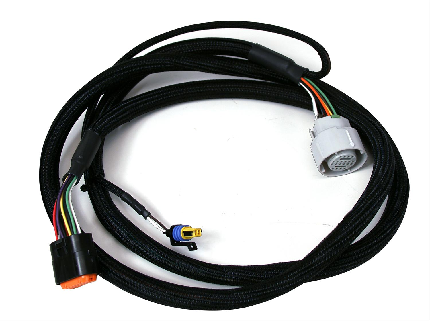 hight resolution of msd atomic transmission control module harnesses 2770 free shipping on orders over 99 at summit racing