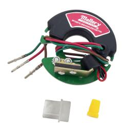 mallory replacement ignition modules 609 free shipping on orders over 99 at summit racing [ 1600 x 1600 Pixel ]