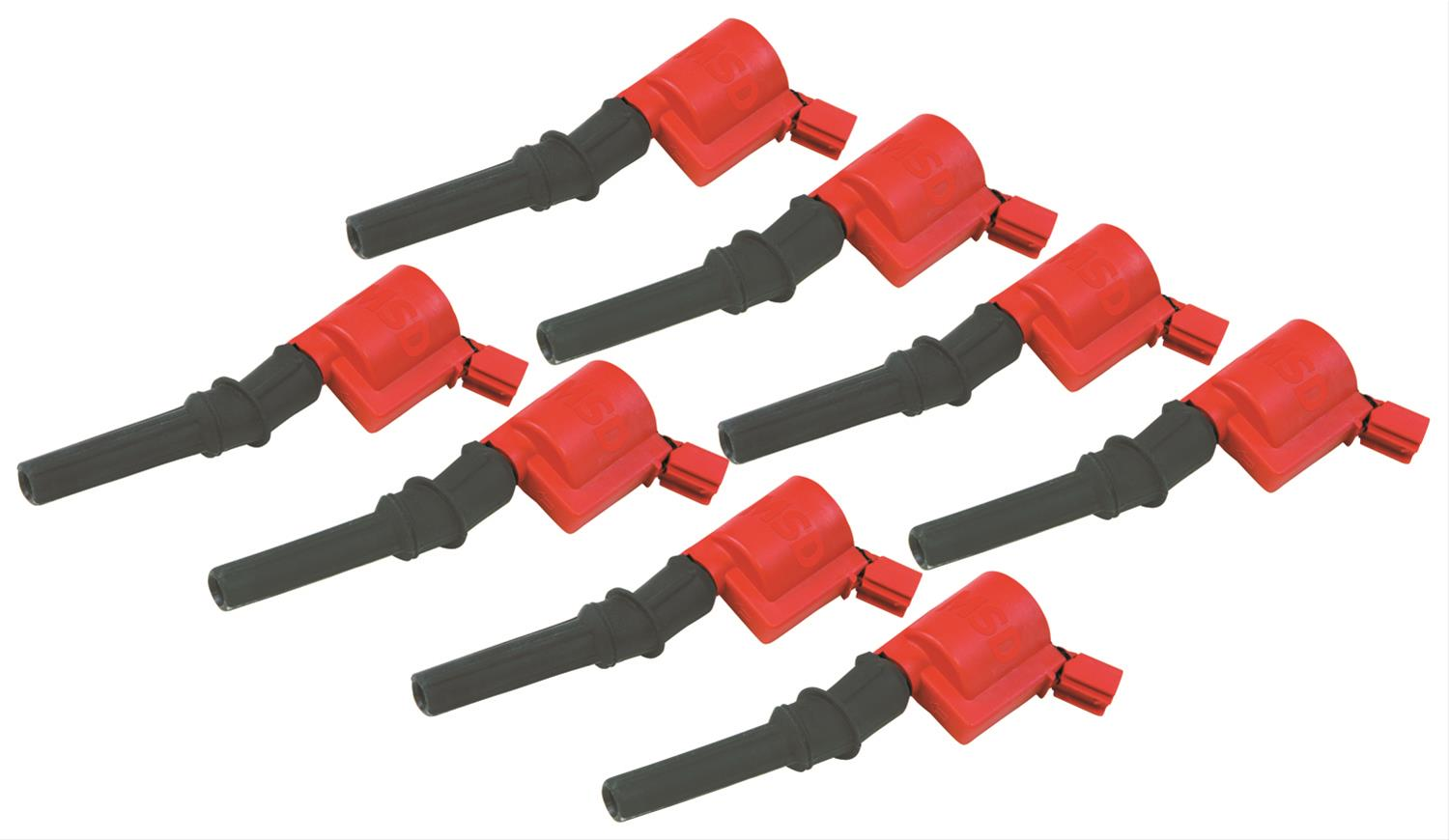 hight resolution of msd ford blaster coil on plug ignition coil packs 82428 free shipping on orders over 99 at summit racing