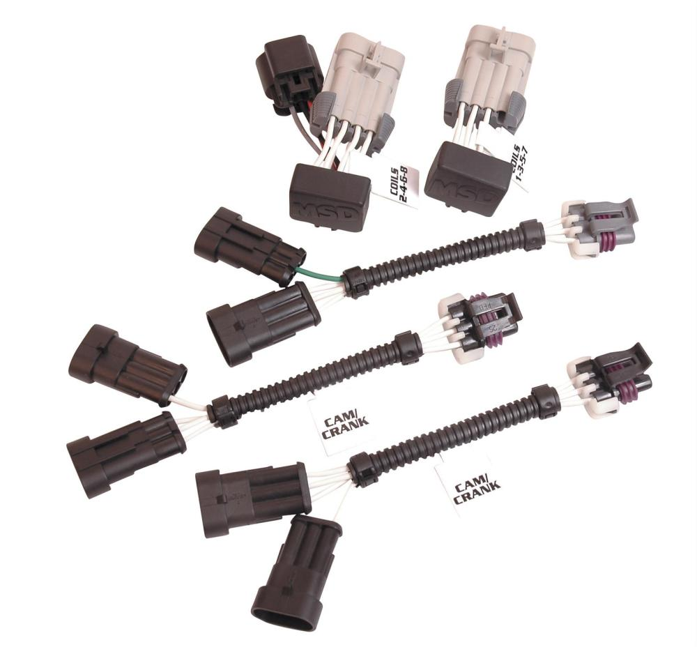 medium resolution of msd 6ls series ignition wiring harnesses 88862 free shipping on orders over 99 at summit racing