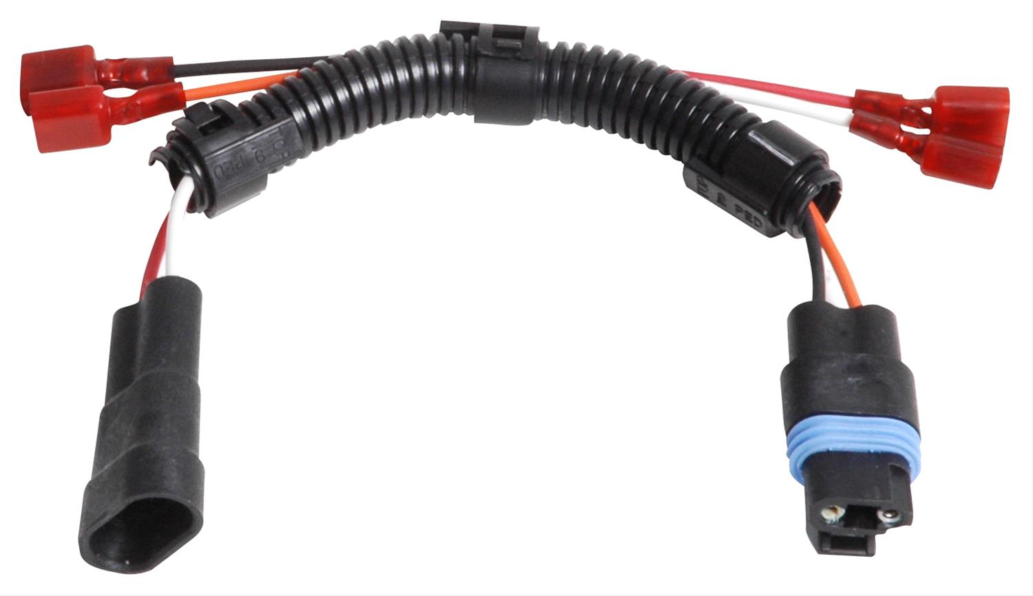hight resolution of msd ignition extension wiring harnesses 8889 free shipping on orders over 99 at summit racing