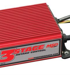 msd three stage retard controls 8970 free shipping on orders over 99 at summit racing [ 1500 x 865 Pixel ]