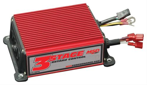 small resolution of msd three stage retard controls 8970 free shipping on orders over 99 at summit racing
