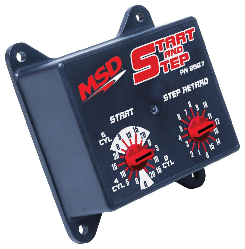 medium resolution of msd start and step timing controls 8987 free shipping on orders over 99 at summit racing