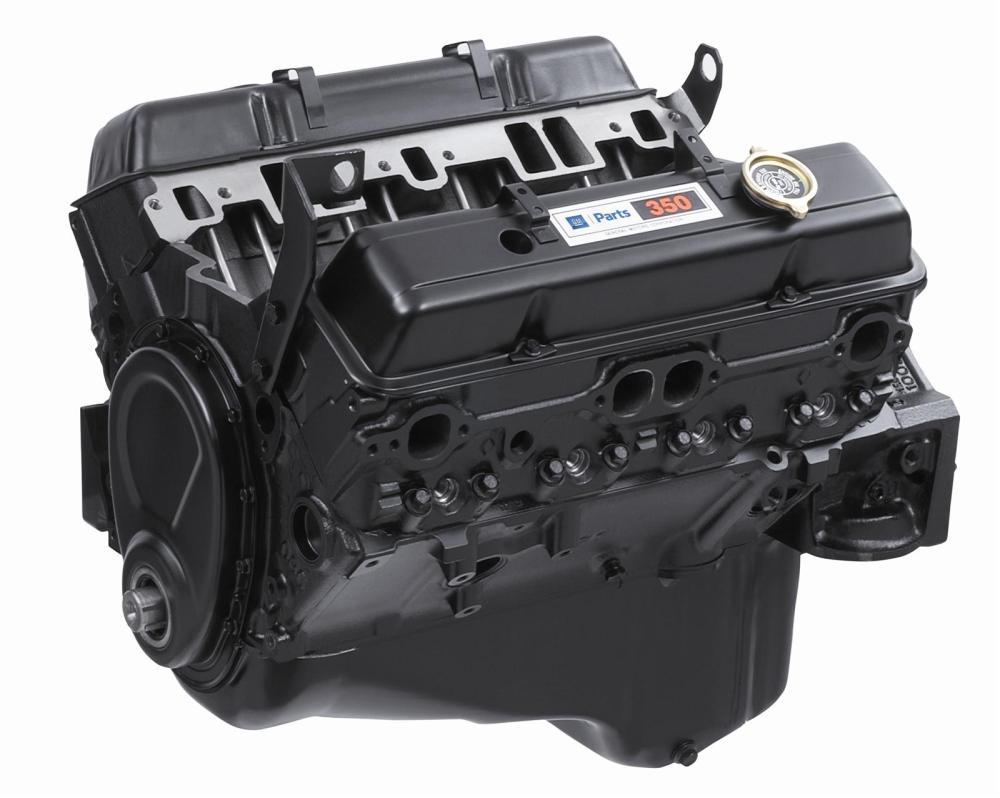 medium resolution of chevrolet performance 350 c i d base engine assemblies 10067353 free shipping on orders over 99 at summit racing