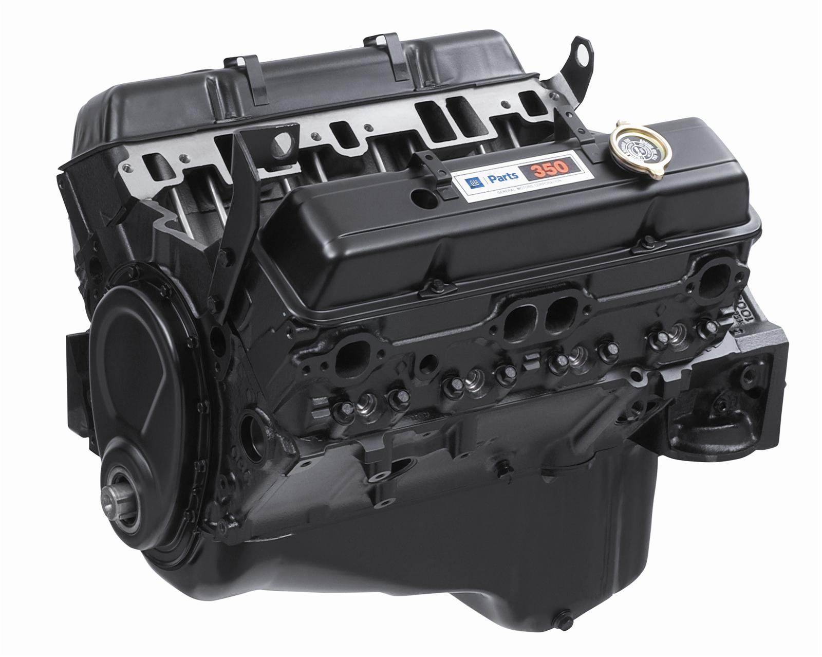 hight resolution of chevrolet performance 350 c i d base engine assemblies 10067353 free shipping on orders over 99 at summit racing