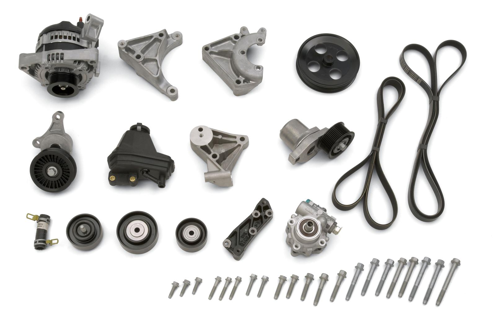 Chevrolet Performance Lsa Cts V Accessory Drive System