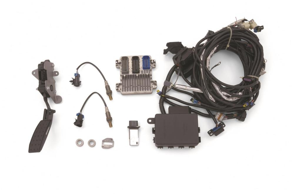 medium resolution of chevrolet performance ls7 engine controller kits 19354334 free shipping on orders over 99 at summit racing