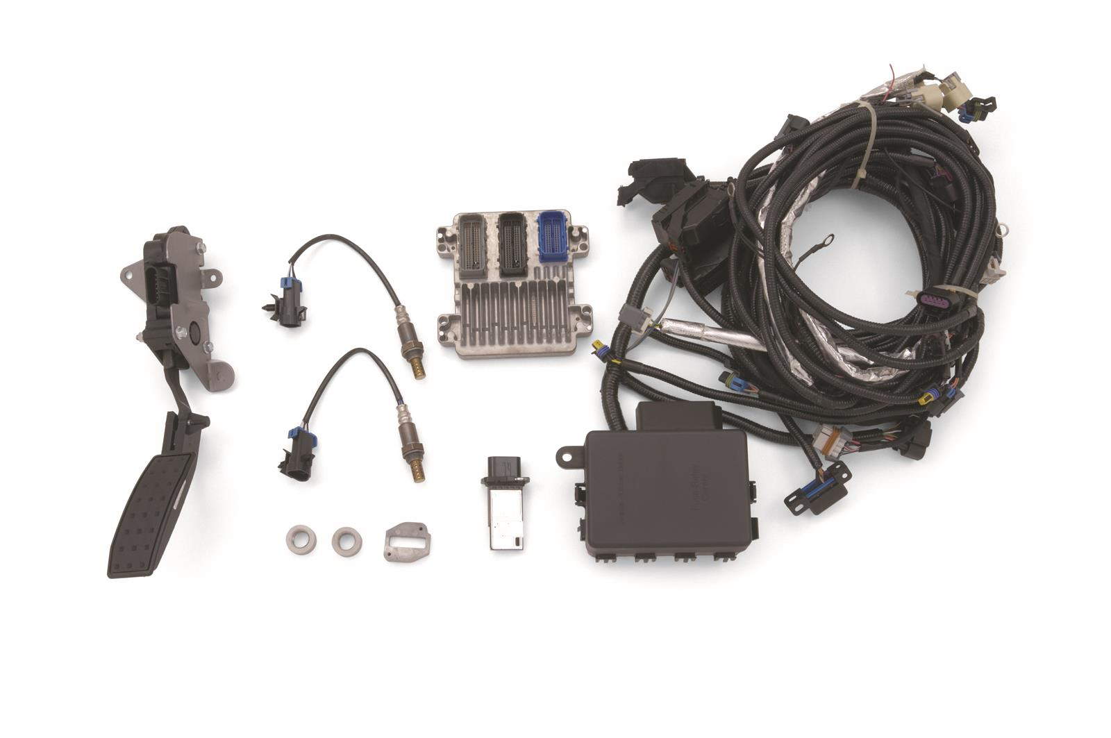 hight resolution of chevrolet performance ls7 engine controller kits 19354334 free shipping on orders over 99 at summit racing