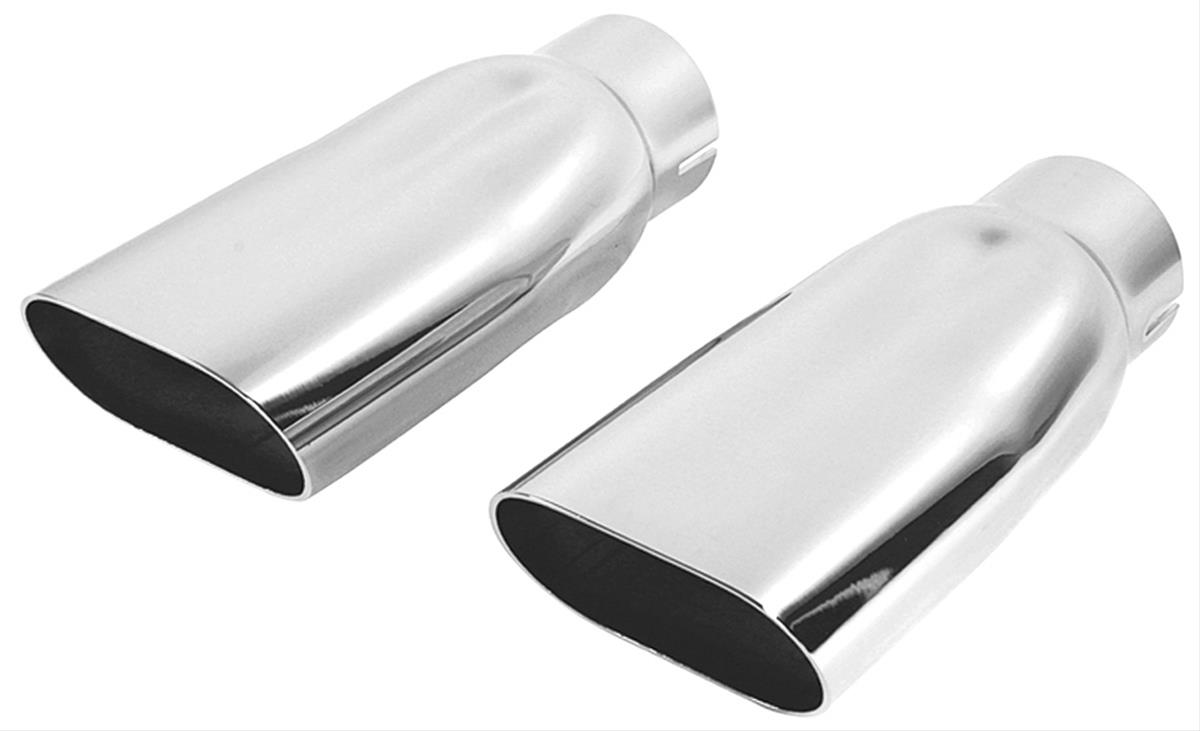 restoparts manufactured cet0002 restoparts manufactured exhaust tips summit racing