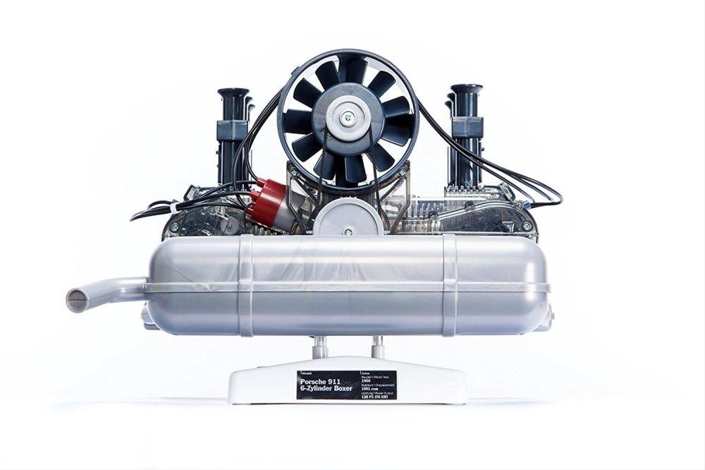 medium resolution of transparent porsche 911 flat six boxer engine model kit pe12 free shipping on orders over 99 at summit racing