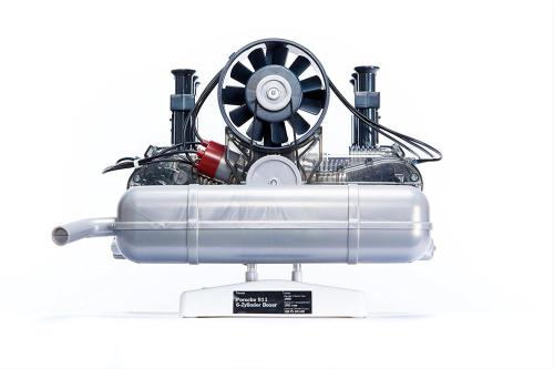 small resolution of transparent porsche 911 flat six boxer engine model kit pe12 free shipping on orders over 99 at summit racing