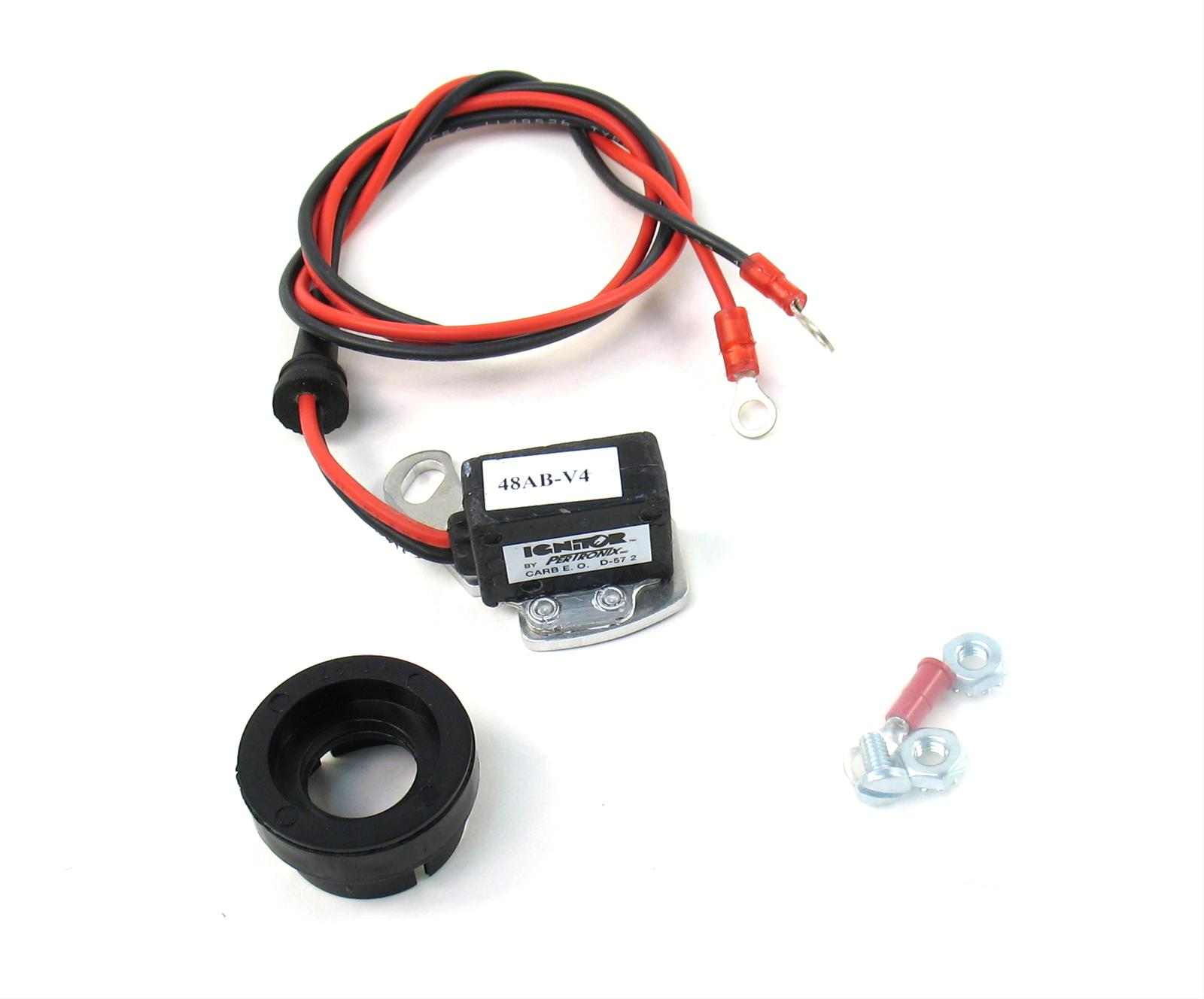 hight resolution of pertronix ignitor solid state ignition systems 1281 free shipping on orders over 99 at summit racing