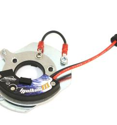 pertronix ignitor iii solid state ignition systems 71281 free shipping on orders over 99 at summit racing [ 1600 x 1109 Pixel ]