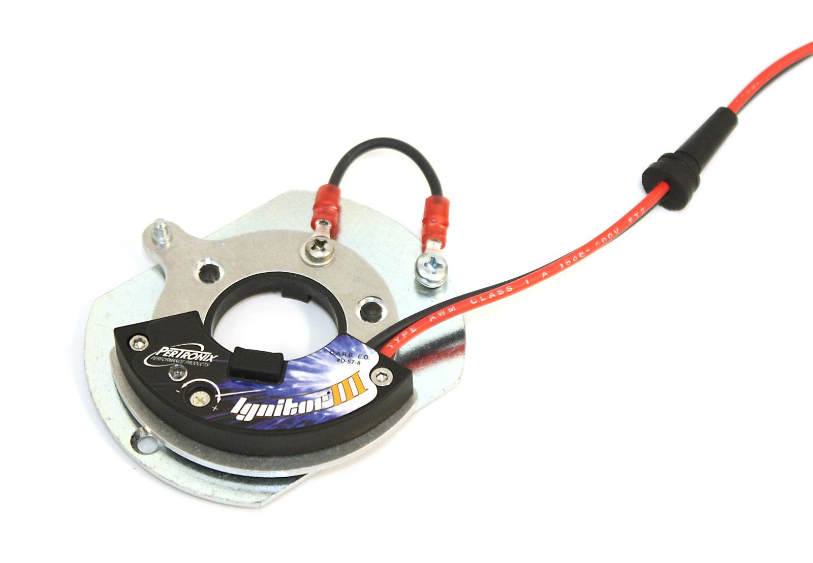hight resolution of pertronix ignitor iii solid state ignition systems 71281 free shipping on orders over 99 at summit racing