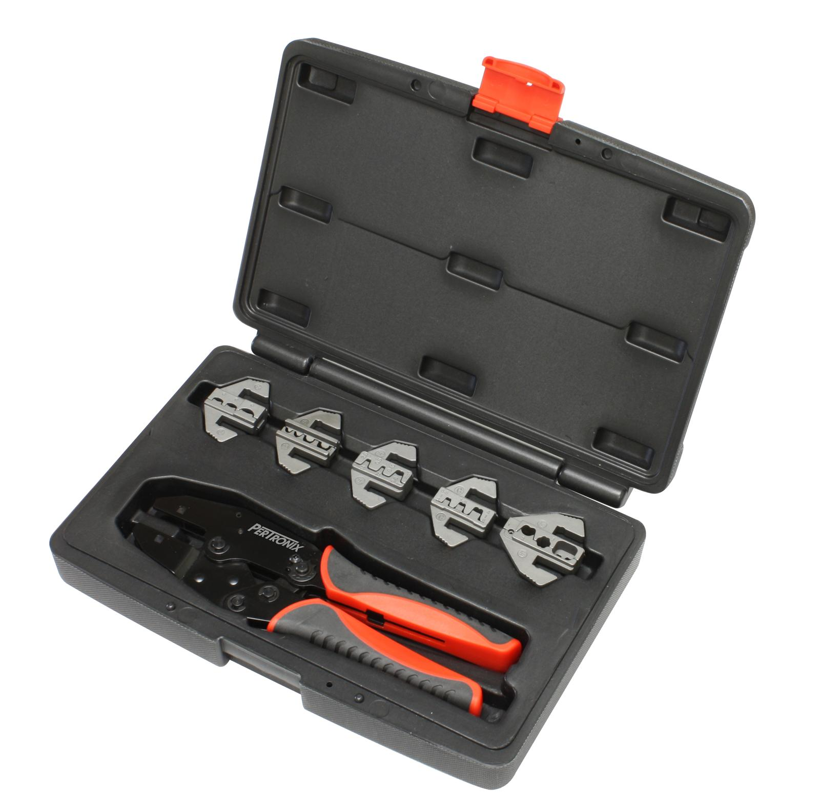 hight resolution of pertronix quick change crimping tools t3001 free shipping on orders over 99 at summit racing