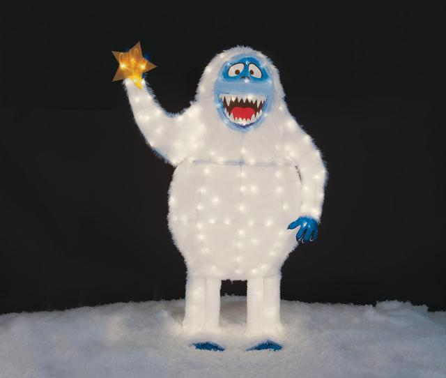 Bumble Tinsel Light Lawn Decoration  Free Shipping On Orders Over  At Summit Racing
