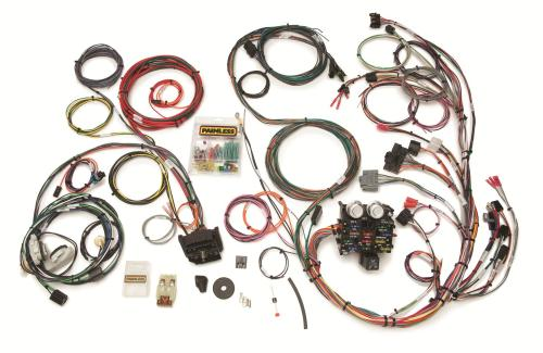 small resolution of painless performance 23 circuit direct fit jeep yj harnesses 10111 free shipping on orders over 99 at summit racing