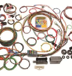 painless performance 21 circuit 1967 1977 direct fit ford f series harnesses 10117 free shipping on orders over 99 at summit racing [ 1600 x 1000 Pixel ]