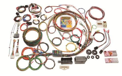 small resolution of painless performance 21 circuit 1967 1977 direct fit ford f series harnesses 10117 free shipping on orders over 99 at summit racing